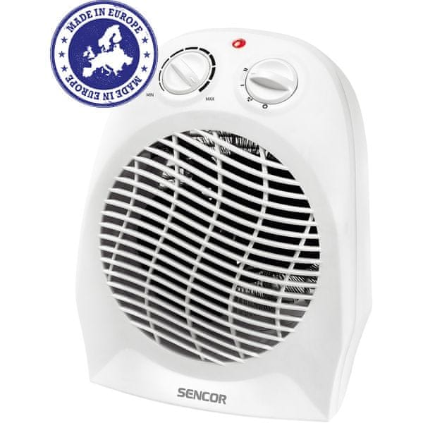Sencor SFH 7011WH Tepl. ventilátor