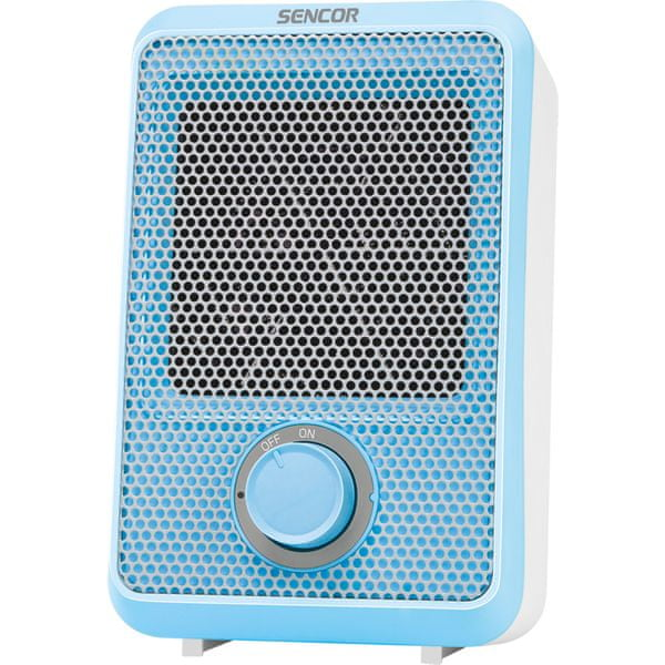 Sencor SFH 6010BL tepelný ventilátor