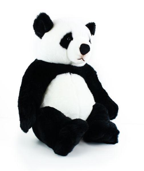 Rappa Plyšová panda sedící, 46 cm