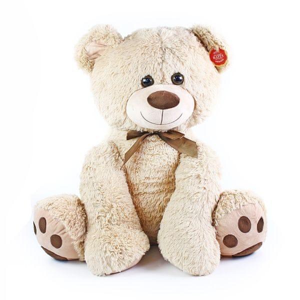 Rappa Velký plyšový medvěd Bruno 64 cm