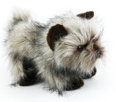 Rappa pluszowy siedzący pies Cairn terrier, 28 cm