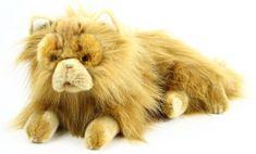 Rappa Plyšová mačka perzská ležiaca, 30 cm