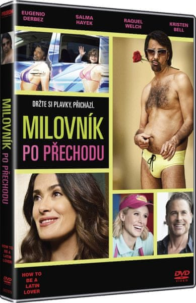 Milovník po přechodu - DVD