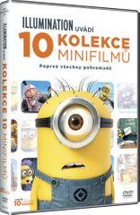 Mega Mimoni: Kolekce 10 minifilmů   - DVD