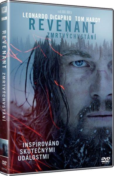 Revenant: Zmrtvýchvstání - DVD