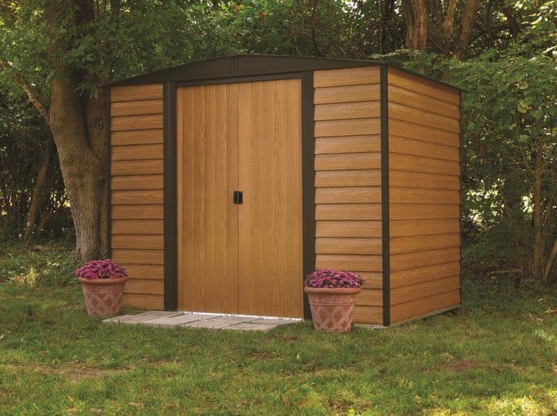 Arrow zahradní domek ARROW WOODRIDGE 65