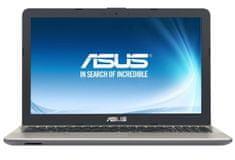 Asus prenosnik X541NA-GO183 Celeron N3350/4GB/SSD128GB/15,6HD/Endless (90NB0E81-M07420)