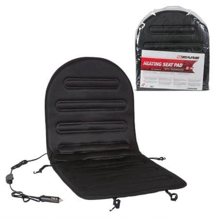 4Cars Fűtött üléshuzat termosztáttal 24V