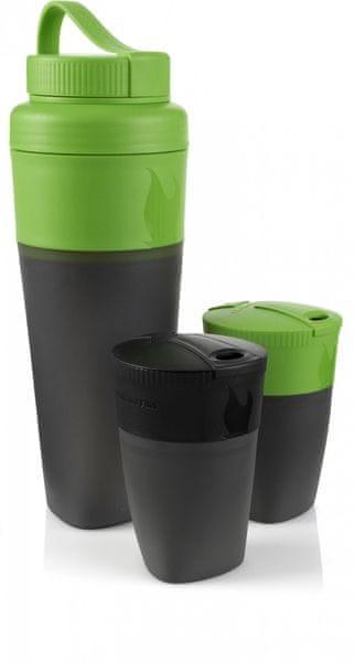 Light My Fire Pack-up-Drink Kit Green/Black
