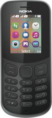 Nokia GSM telefon 130 DS, črn