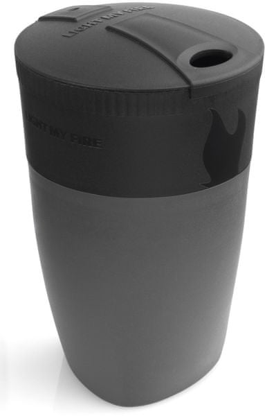 Light My Fire Pack-up-Cup Black