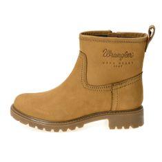 Wrangler dámská kotníčková obuv Creek Bootie b8f4ac1376