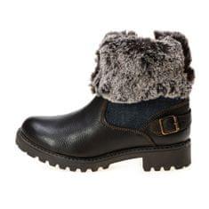 Wrangler dámská kotníčková obuv Creek Denim Boot