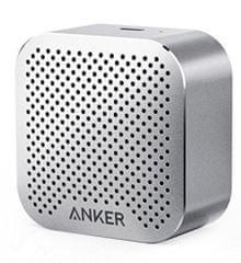 Anker prenosni bluetooth zvočnik SoundCore Nano, 3W, Bluetooth 4.0, siv
