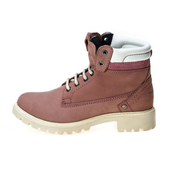 16b9ec0cad24 Wrangler dámská kotníčková obuv Creek 36 růžová