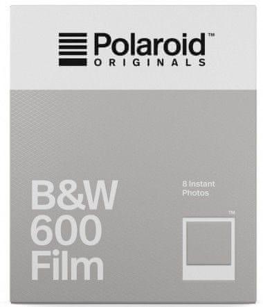 Polaroid Originals černobílý film pro Polaroid 600/8ks