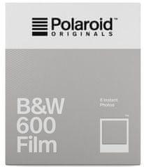 POLAROID Originals 600 Black/White 8 ks