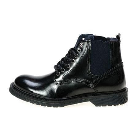 Wrangler pánská kotníčková obuv Bulldog Mid 42 čierna