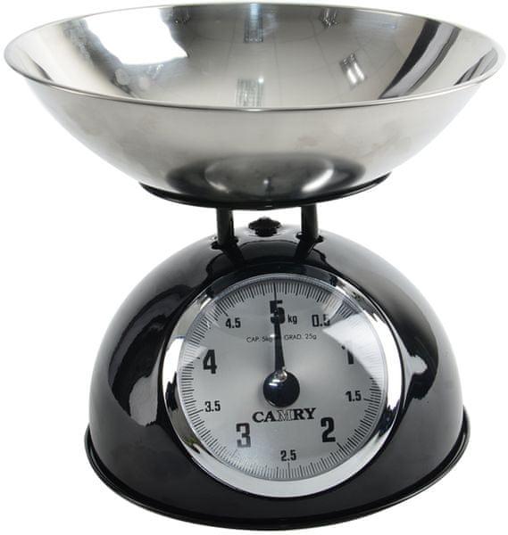 Orion Kuchyňská váha EMA s miskou 5 kg