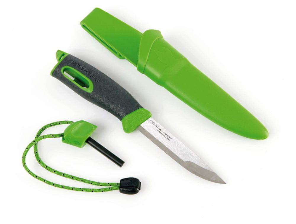 Light My Fire FireKnife Green
