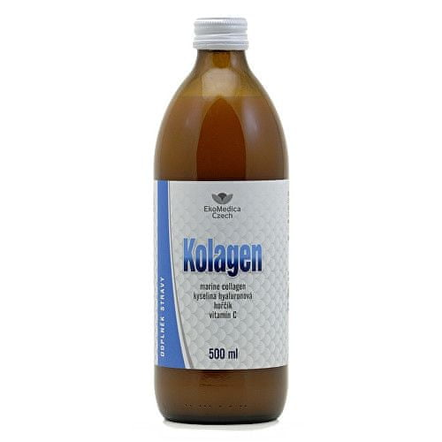 EkoMedica Czech Kolagen 500 ml