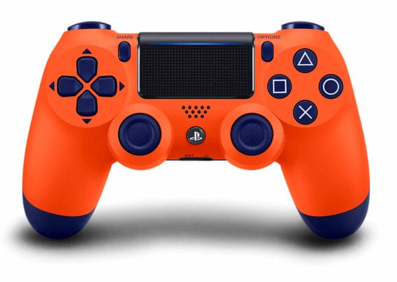 Sony PS4 DualShock 4 Sunset Orange V2