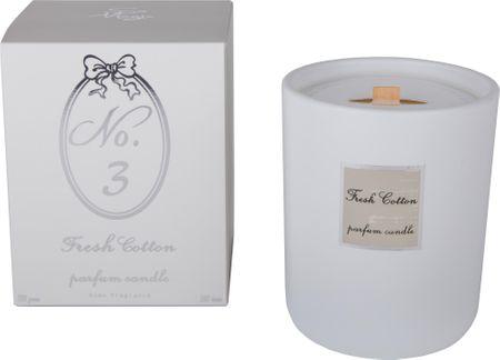 Wittkemper Vonná svíčka Fresh Cotton 3