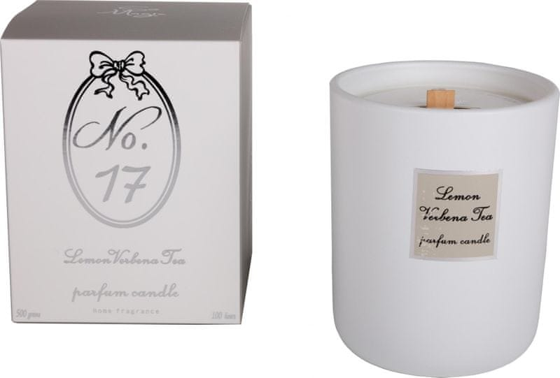 Wittkemper Vonná svíčka Lemon Verbena Tea 17