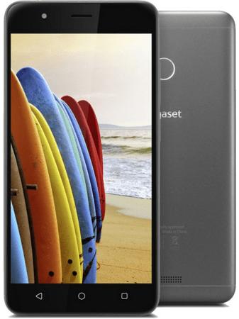 Gigaset GS270 - 2GB/16GB, Dual SIM, szary