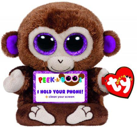 TY CHIMPS opica, držalo za telefon, 14 cm