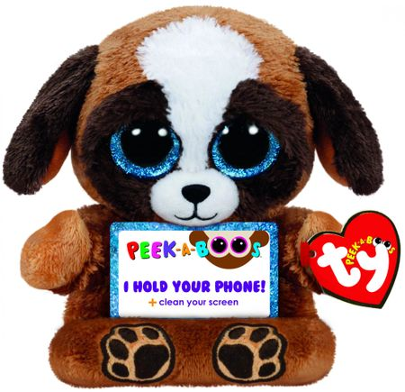 TY PUPS kuža, držalo za telefon, 14 cm