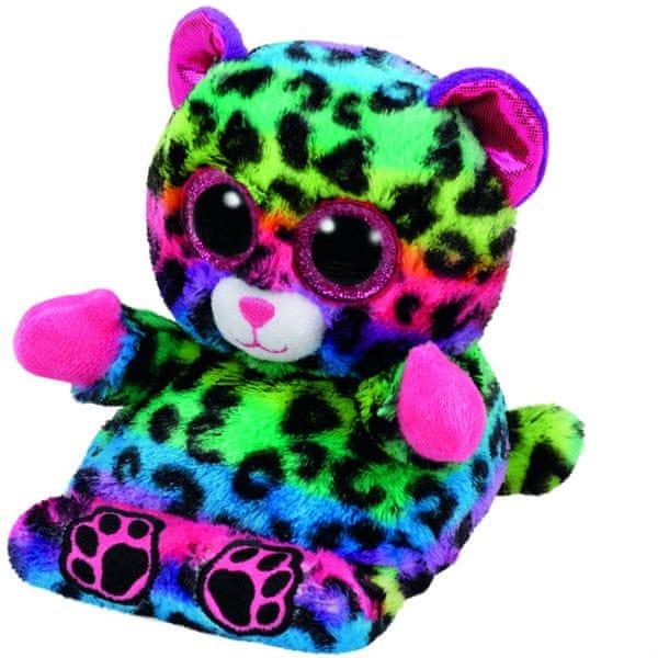 TY LANCE duhový leopard 14 cm