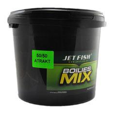 Jet Fish Boilie směs 50/50 Atrakt