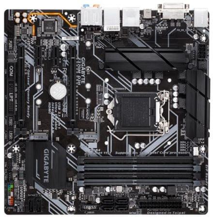 Gigabyte Z370M D3H, DDR4, SATA3, USB3.1Gen1, HDMI, LGA1151 mATX