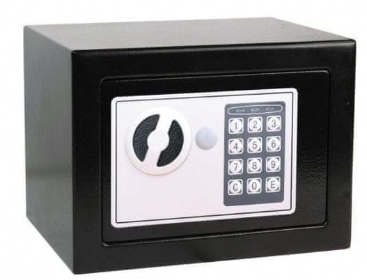 G21 Digitální trezor 230 x 170 x 170 mm