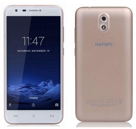 Cubot mobilni telefon Hafury Mix, Dual SIM, zlat