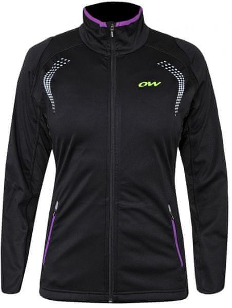 One Way Sling WO Softshell Jacket Black XS
