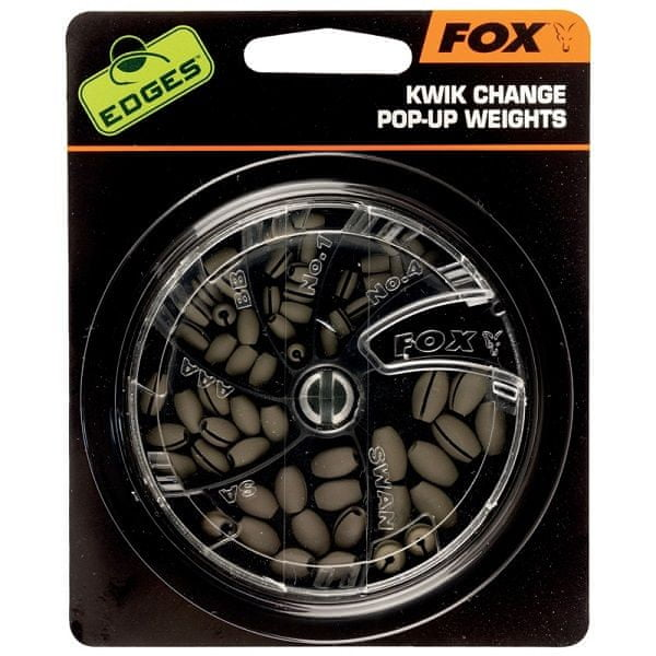 Fox Edges Pop Up Weight Kit broky na montáže