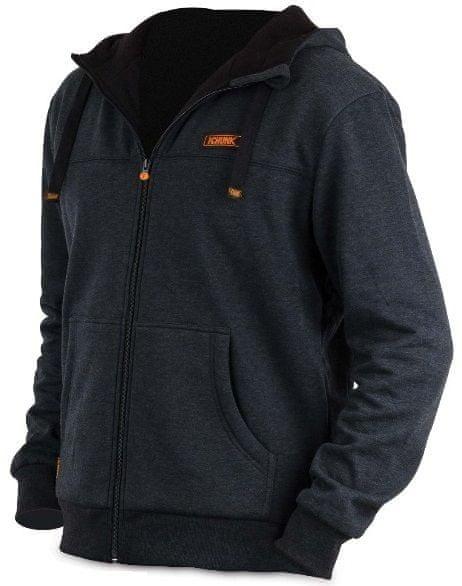 Fox Mikina s kapucí CHUNK Heavy Hoody Lined S