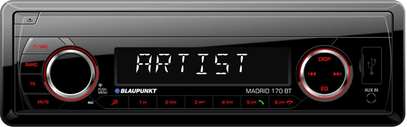 Blaupunkt Madrid 170 BT
