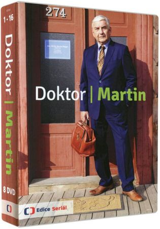 Doktor Martin (8 DVD)    - DVD