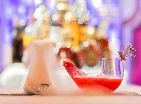 Poukaz Allegria - molekulární degustace drinků pro dva Praha