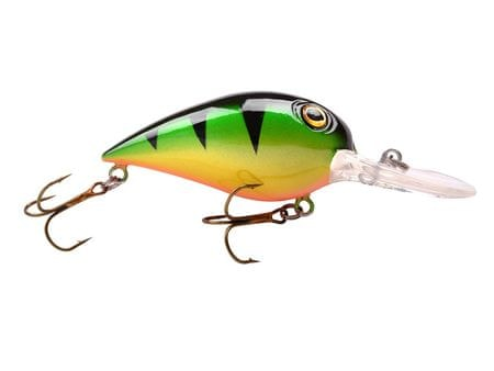 Spro Wobler Powercatcher Mr.T DD Metallic Perch 9,5 cm 17 g