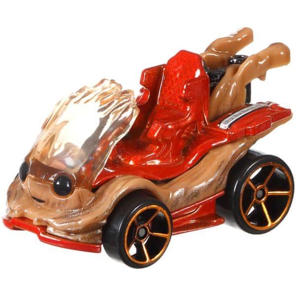 Hot Wheels Marvel Kultovní angličák - Groot go-kart