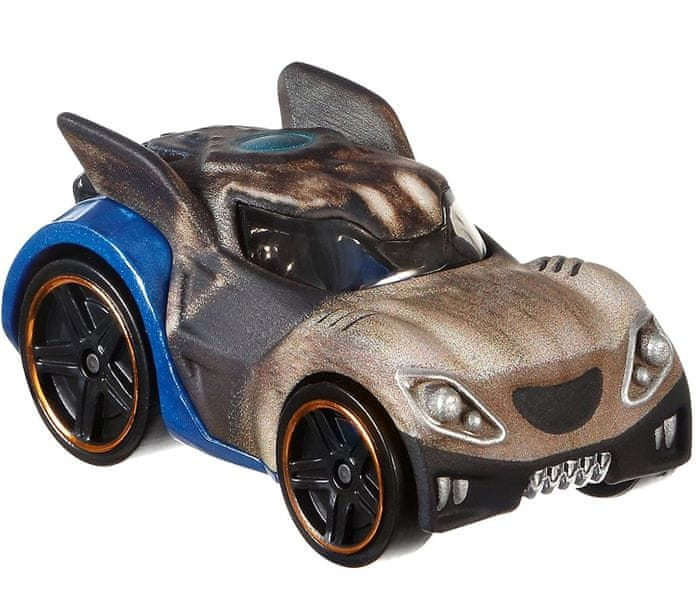 Hot Wheels Marvel Kultovní angličák - Rocket Raccoon