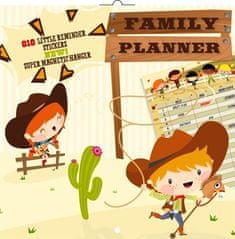 Plánovací kalendář Cowboys, nedatovaný