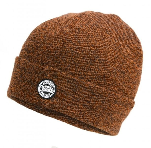 Fox Čepice Chunk Orange Black Marl Beanie