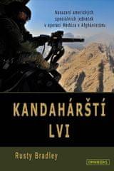 Bradley Rusty: Kandahárští lvi - Nasazení amerických speciálních jednotek v operaci Medúza v Afgháni