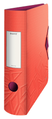 Leitz Mobilní pořadač 180° Urban Chic A4 8,2 cm červený