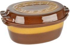 Orion Pekáč keramika glazuza s víkem, 4,5 l